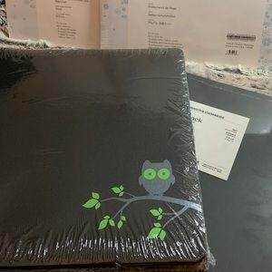 NEW Creative Memories 12x12 Black Owl Album w/…